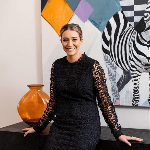 Grace Hordern Director of Property Management